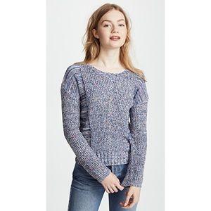 Rails Speckled Blue Elsa Sweater